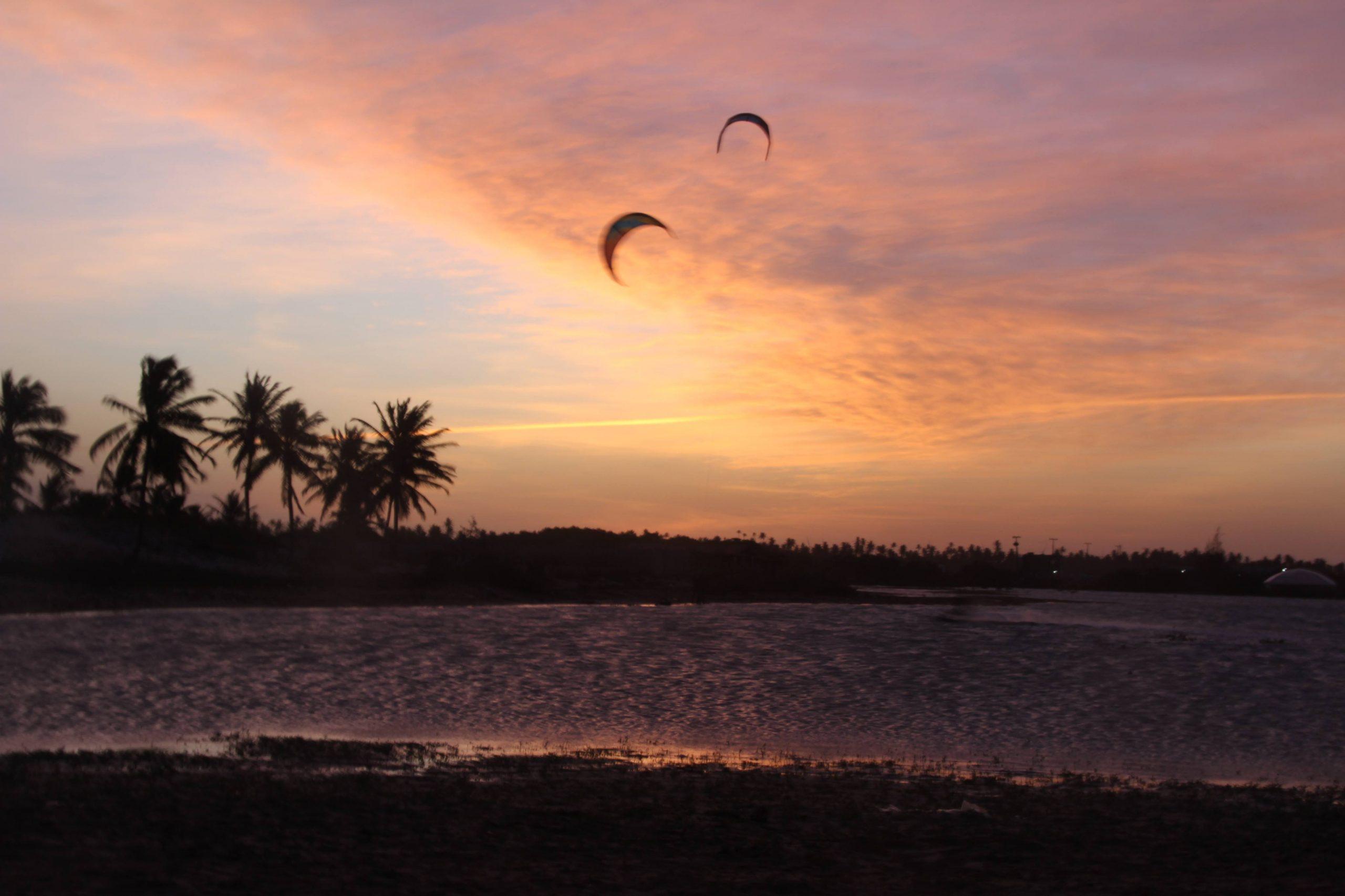 Second Wind escuela de KiteSurf